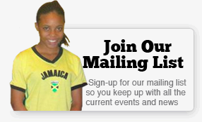 Join Our Mailing List. Be sure and sign-up for our mailing list so you keep up with all the current events and news