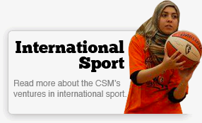 News & Highlights. What's happening now at the Center for Sports Management
