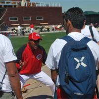 Honduran Baseball Delegation