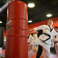 Iraqi Taekwondo Delegation