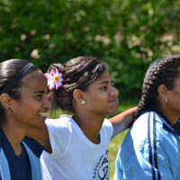 Pacific Island Deaf Track and Field
