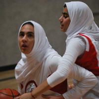 Saudi Arabia Girls Basketball
