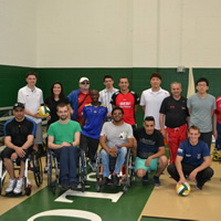Global Sports Disability Advocate