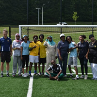 Soccer through Peace - Sudan & South Sudan